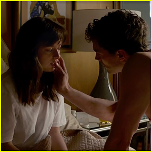 'Fifty Shades of Grey' Trailer - Check Out the Sexiest Moments!