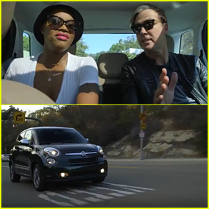 Fitz & The Tantrums Give a Tour of Los Angeles in Their FIAT 500L!