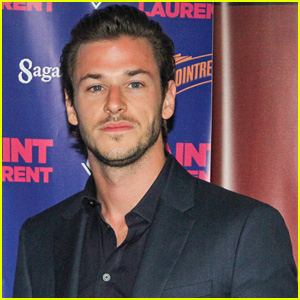 French Actor Gaspard Ulliel Brings 'Saint Laurent' to Rio