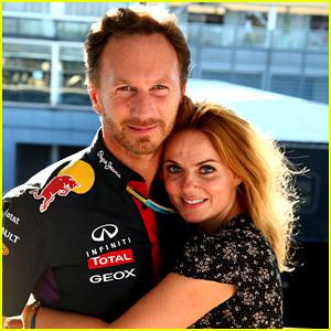 Spice Girls' Geri Halliwell: Engaged to Christian Horner!