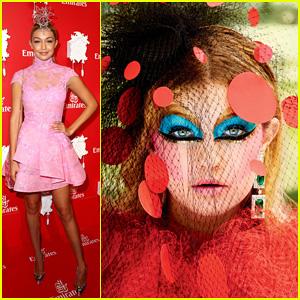 Gigi Hadid Models The Season's Best Haute Couture & Jewelry for 'Harper's Bazaar'!