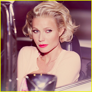 Gwyneth Paltrow Transforms Into a Sultry Marilyn Monroe for 'Max Factor'