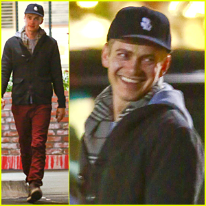 Hayden Christensen Steps Out After Baby News