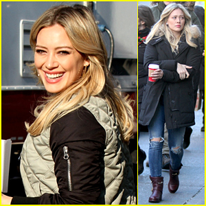 Hilary Duff Reveals Why She Supports March of Dimes