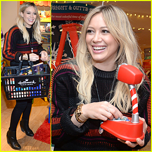 Hilary Duff Still Gets Carded For Looking 'Younger'