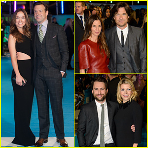 'Horrible Bosses 2' Guys Bring Their Significant Others to the Premiere!