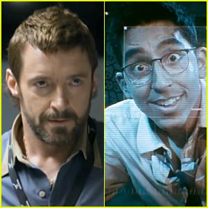 Hugh Jackman & Dev Patel Introduce Us to 'Chappie' in New Trailer - Watch Now!