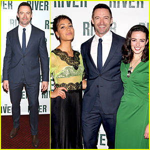 Hugh Jackman Says He Won't Shower After 'River' Opening Night Performance