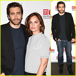 Jake Gyllenhaal & Ruth Wilson Give Us 'Constellations' Press Preview