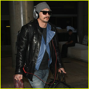 James Franco Says He Writes & Worries About the Consequences Later