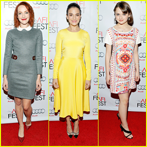 Jena Malone & Joey King Discuss Acting At Young Hollywood Roundtable During AFI Fest 2014
