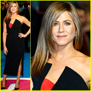 Jennifer Aniston Works the 'Horrible Bosses 2' Red Carpet While Getting Tons of 'Cake' Oscar Buzz