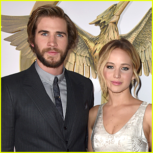 Jennifer Lawrence Gushes About Her Good Looking Best Friend Liam Hemsworth