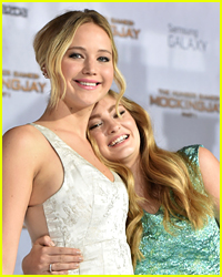 Willow Shields Thinks Jennifer Lawrence Would Win the Real Hunger Games!