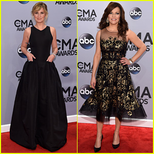 Jennifer Nettles & Martina McBride Are Country Beauties at CMA Awards 2014!