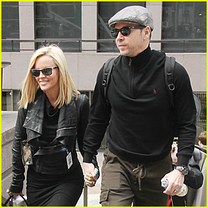 Jenny McCarthy & Donnie Wahlberg Promote Their New Reality Show