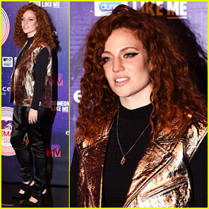 Jess Glynne Has No Place She'd Rather Be Than MTV EMAs!