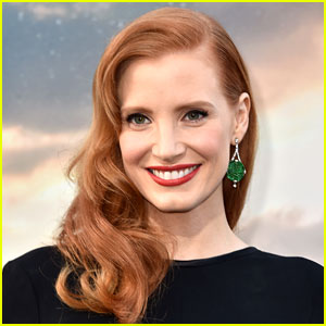 Jessica Chastain Has Talked Playing a Superhero with Marvel