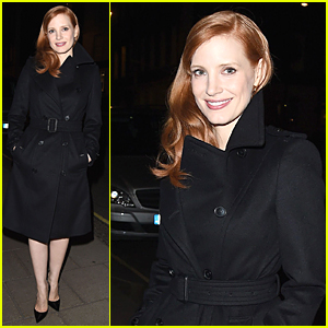Jessica Chastain Says 'Interstellar' is About Love, Not Science