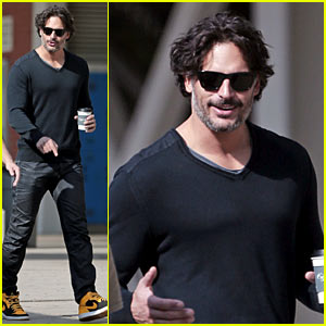 Joe Manganiello Got 'Naked as Much as Possible' in 'Magic Mike XXL,' Says Channing Tatum