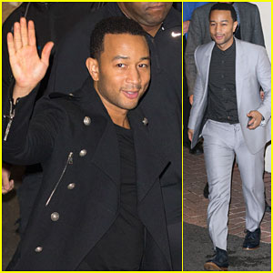 John Legend Has Some Exciting News Coming Out This Week