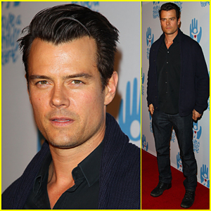 Josh Duhamel Doesn't Look a Day Over 32 If You Ask Him