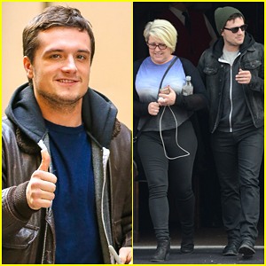 Josh Hutcherson Might Be Open to Cannibalism, But He Wouldn't Eat Katniss - Watch Here!