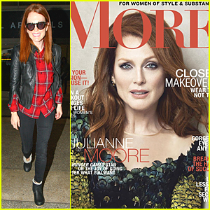 Julianne Moore Joined 'Mockingjay' For Her Obsessed Kids