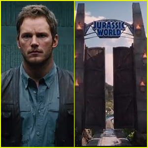'Jurassic World' Teaser Trailer Gives Us First Footage From the Film - Watch Now!