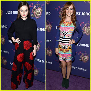 Kaitlyn Dever & Ahna O'Reilly Are Simply Chic at Just Jared's Homecoming Dance!