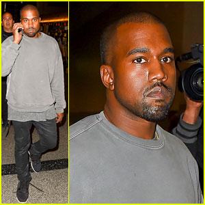 Kanye West Says He & Wife Kim Kardashian Met with Obama