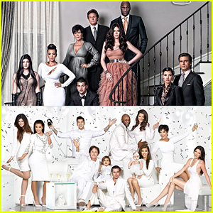 The Kardashian Family Will Not Be Releasing A Christmas Card This Year