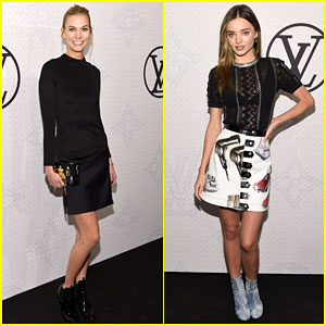 Karlie Kloss Says Taylor Swift is Amazing, But Just a Normal Girl
