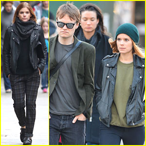 Kate Mara Gets Moved By the Protests for Ferguson in NYC
