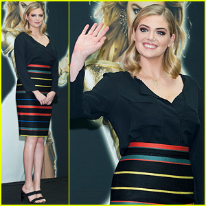 Kate Upton's Fashion Has Been On Point During 'Game Of War' Promo Tour