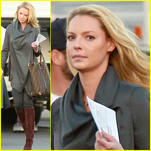 Katherine Heigl Told Husband Josh Kelley She'd Date John Mayer If He Didn't Commit