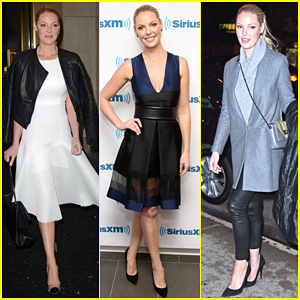 Katherine Heigl Rocks Her Week with Three Amazing Looks