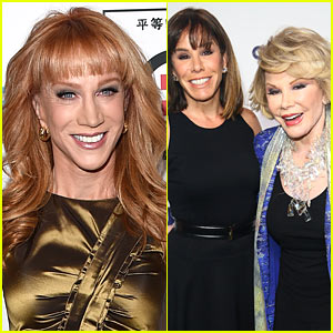 Kathy Griffin & Melissa Rivers Both Joining 'Fashion Police'?