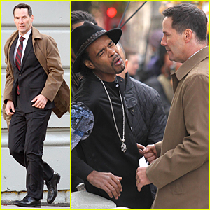 Keanu Reeves Throws a Punch in 'Daughter of God'