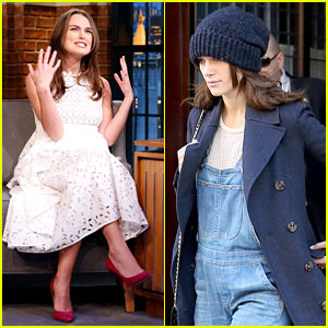 Keira Knightley Was Scared She'd Be Fired from 'Pirates'