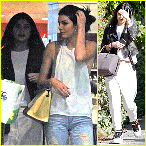 Kendall Jenner Closes Out Her 19th Birthday at the Grocery Store