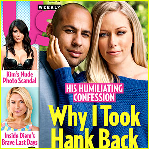 Kendra Wilkinson Reveals Why She Took Hank Baskett Back