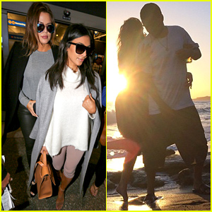Khloe Kardashian Prompts More French Montana Reunion Rumors with Cute Birthday Message & Pic
