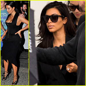 Kim Kardashian Says She Misses North West While Working Abroad