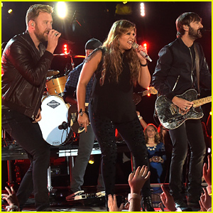 Lady Antebellum Performs 'Bartender' at the CMA Awards 2014 - Watch Now!