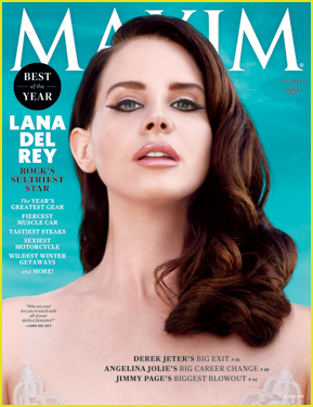 Lana Del Rey Says Darker Hair Had a Big Effect On People's Perception Of Her Music