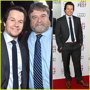 Mark Wahlberg is 'The Gambler' at the AFI Fest 2014