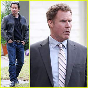 Mark Wahlberg & Will Ferrell Begin Shooting 'Daddy's Home'!
