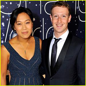 Facebook's Mark Zuckerberg & Wife Priscilla Chan Make Rare Red Carpet Appearance