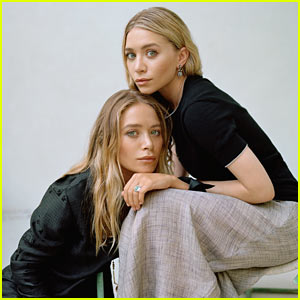 Mary-Kate & Ashley Olsen Talk Fashion Success with 'Elle'